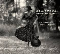 LEYLA Mc CALLA, Vary-colored songs Pochette