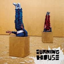 pochette Burning House