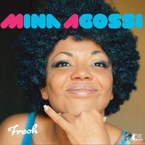 Mina Agossi - pochette Fresh