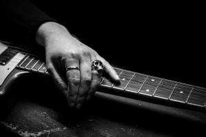 Ysé guitare bague