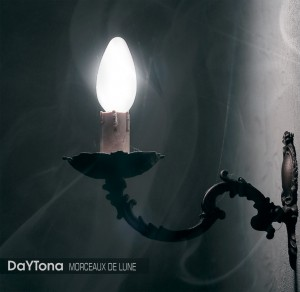 DaYTona - EP Morceaux de Lune RECTO