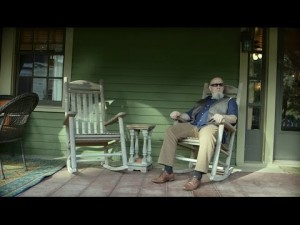 Couture-rocking Chair