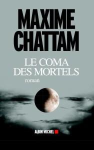 couverture le coma des mortels M. Chattam