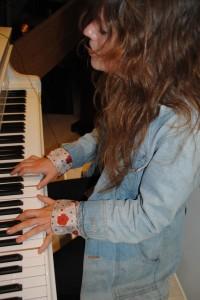 KvS au piano