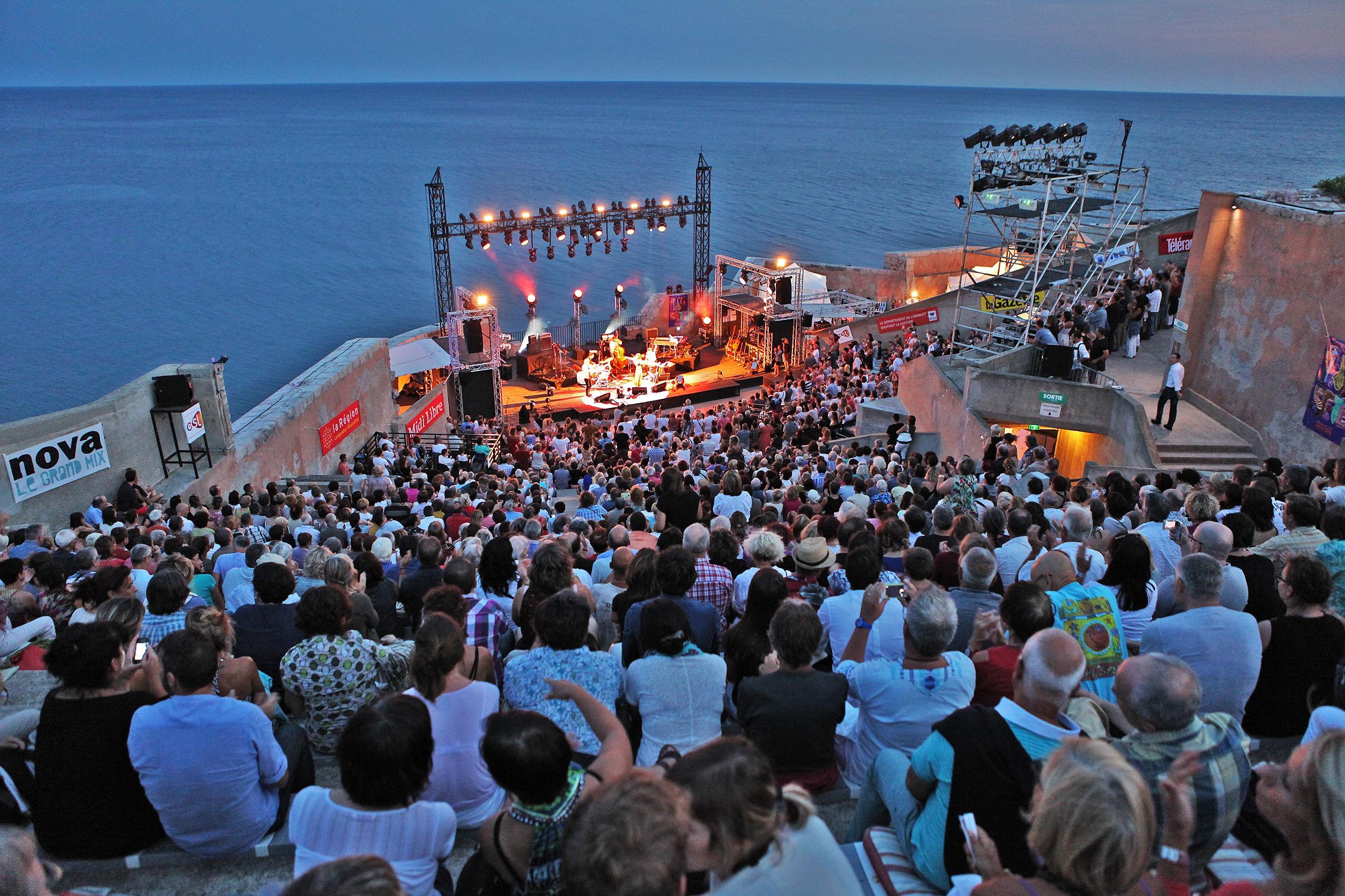 Théâtre de la mer