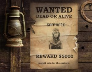 Santafée Wanted