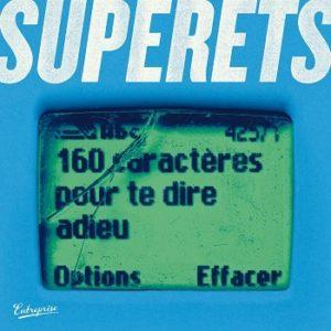 160 caractères - pochette Superets