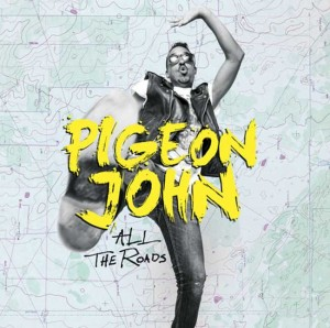 Pigeon John - cover All The roads