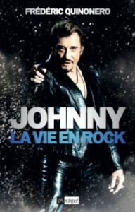 Couv La vie en rock - Johnny