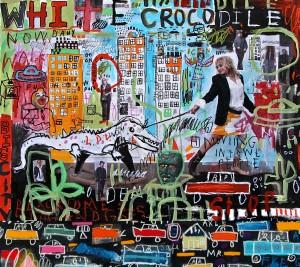 whitecrocodile-pochette album