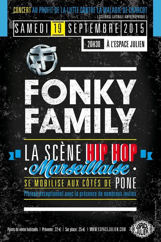 Fonky Family soutien Pone