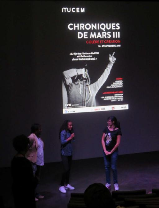 Chroniques de Mars III Mucem Marseille