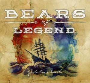 pochette-front-cover-ghostwritten-chronicles-BEARS OF LEGEND 2015