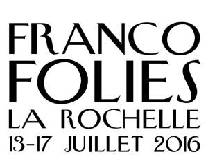 Logo Francofolies 2016