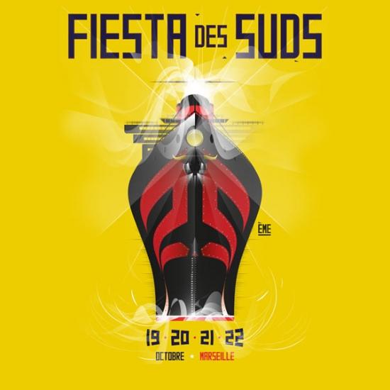 Fiesta des suds marseille