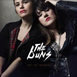 Pochette The Buns - Out of bounds