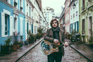 Etienne Belin «Ma deuxième rencontre fut à mon adolescence en découvrant les musiciens de rue»